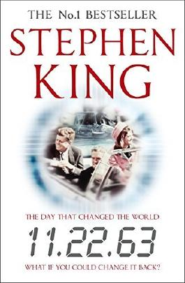 11.22.63 by Stephen King (5-Jul-2012) Paperback