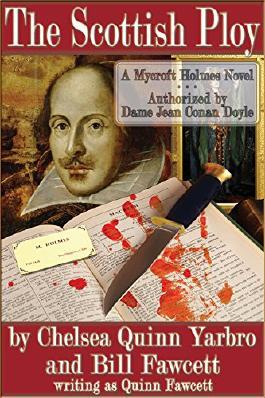 The Scottish Ploy: A Mycroft Holmes Novel