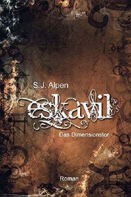 Eskavil: Das Dimensionstor (German Edition)