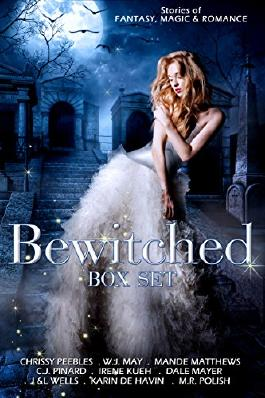 BEWITCHED Box Set:  Paranormal stories including Angels, Alphas, Ghosts, Greek gods, Succubae, Vampires, Werewolves, Witches, Magic, Genies, Mermaids, Vampires, Fae, Werewolves, And More!