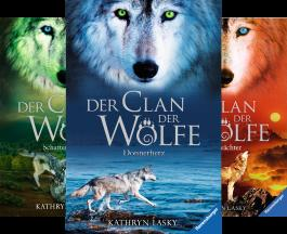 Der Clan Der Wölfe (Reihe in 5 Bänden)