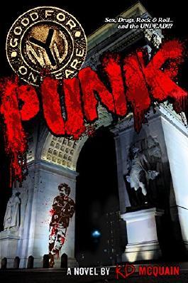 NYV: PUNK (New York Vampire Book 1)