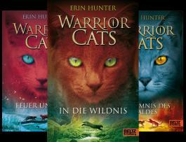 Warrior Cats I (Reihe in 6 Bänden)