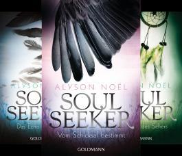 Soul Seeker (Reihe in 4 Bänden)