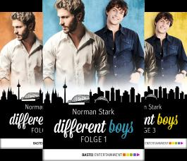 Different Boys (Reihe in 7 Bänden)