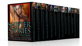 Shifter Stories To Tell In The Dark: A Thirteen Book Paranormal Shifter Romance Bundle