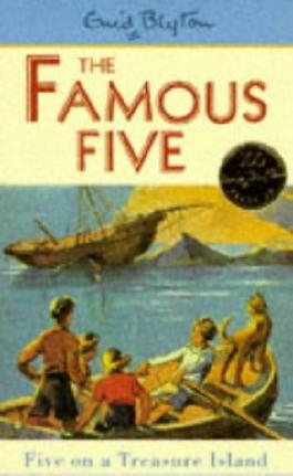 Famous Five: 1: Five On A Treasure Island by Enid Blyton (1997-03-19)