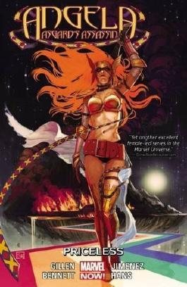 Angela: Asgard's Assassin Volume 1: Priceless (Angela: Asgard's Assasin) by Kieron Gillen (2015-08-18)