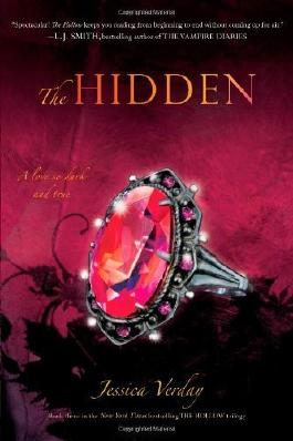 The Hidden (Hollow Trilogy) by Jessica Verday (2012-08-07)