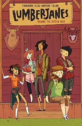Lumberjanes Vol. 1 by Noelle Stevenson (2015-04-07)