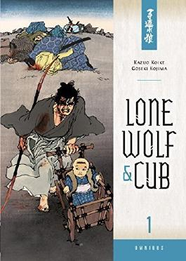 Lone Wolf and Cub Omnibus Volume 1 (Lone Wolf & Cub Omnibus) by Kazuo Koike (2013-06-04)
