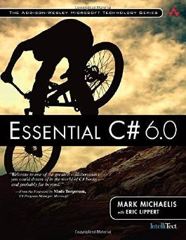 Essential C# 6.0 (5th Edition) (Addison-Wesley Microsoft Technology Series) by Mark Michaelis (2015-10-04)