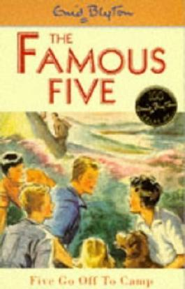 Famous Five: 7: Five Go Off To Camp by Enid Blyton (1997-03-19)