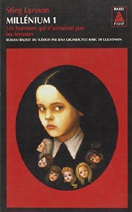 Millenium 1 (Paperback) Les Hommes Qui N'Aimaient Pas Les Femmes by Stieg Larsson (2010-09-01)