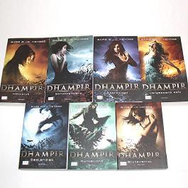 Dhampir 1-7 (Halbblut -Seelendieb - Dunkelland - Blutsverrat - Schattenherz - Götterjagd - Vergessene Zeit)