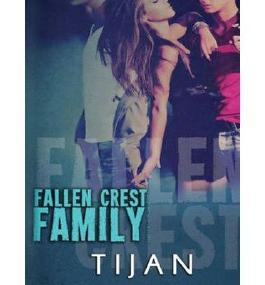 [{ Fallen Crest Family (CD) (Fallen Crest #2) By Tijan ( Author ) Sep - 15- 2014 ( Compact Disc ) } ]