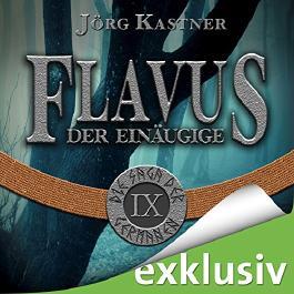 Flavus der Einäugige (Die Saga der Germanen 9)