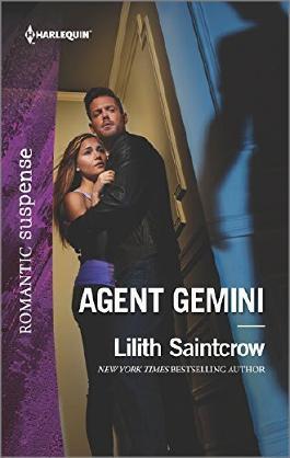 Agent Gemini (Harlequin Romantic Suspense) by Lilith Saintcrow (2015-12-01)