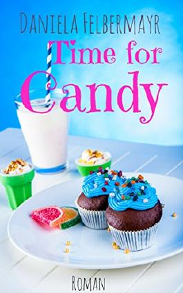 Time For Candy - Pink Powderpuff Classics