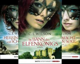 Tairen Soul (Reihe in 5 Bänden)