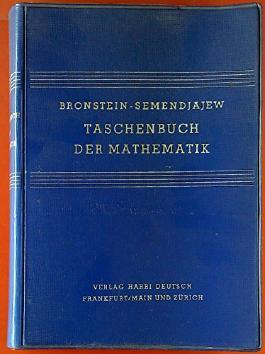 Taschenbuch der Mathematik.