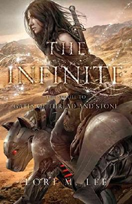 [(The Infinite)] [By (author) Lori M Lee] published on (March, 2015)