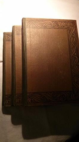 Arnims Werke - 3 Bände: 1. Bd.: Die Kronenwächter; 2. Bd.: Erzählungen; 3. Bd.: Dramen, von Volksliedern