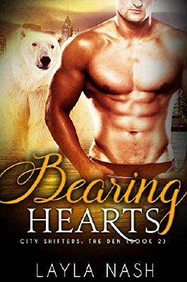 Bearing Hearts (City Shifters: the Den Book 2)