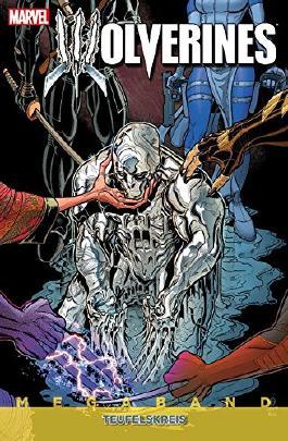 Wolverines Megaband #1 - Teufelskreis (2016, Panini) *Klauen- Action auf 220 Seiten*