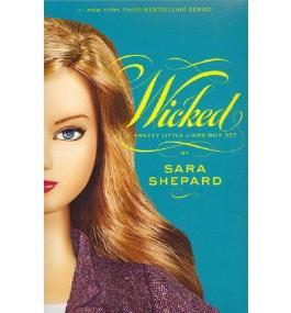 By Shepard, Sara ( Author ) [ Wicked: A Pretty Little Liars Box Set: Wicked/Killer/Heartless/Wanted By Jul-2011 Paperback