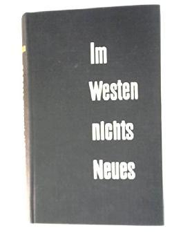 In Westen nichts neues