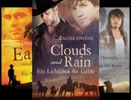 Clouds and Rain Serie (Reihe in 4 Bänden)