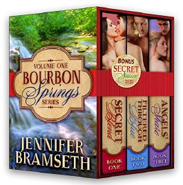 Bourbon Springs Box Set: Volume I, Books 1-3 (Bourbon Springs Box Sets)