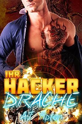 Ihr Hackerdrache: Eine Drachenwandler- und Vampirromanze (Ihr Motorrad-Drache 4)