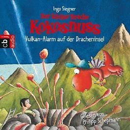 Vulkan-Alarm auf der Dracheninsel (Der kleine Drache Kokosnuss 24)