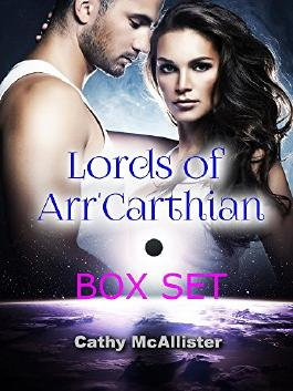 Lords of Arr'CArthian Box Set (Keela, Lory, Charly und Amber)