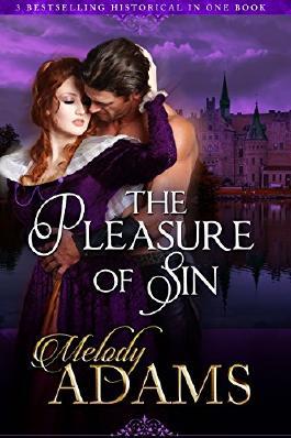 The Pleasure Of Sin (Historical Boy Set)