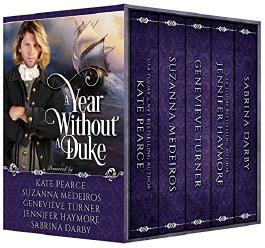 A Year Without A Duke Box Set: Books 1-5