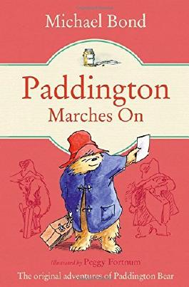 Paddington Marches on by Michael Bond (1998-04-06)