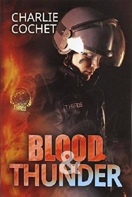 Blood & Thunder by Charlie Cochet (2014-08-04)