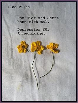 Das Hier und Jetzt kann mich mal. Depression für Ungeduldige.