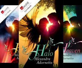 Halo Trilogie (Reihe in 3 Bänden)
