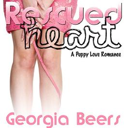 Rescued Heart: A Puppy Love Romance
