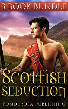 SCOTTISH ROMANCE: ALPHA MALE ROMANCE: Scottish Seductions (Highlander Pregnancy Romance) (Historical Time Travel Romance Box Set)