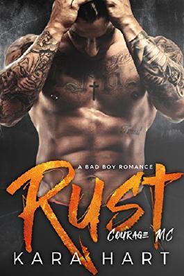 Rust: A Bad Boy Romance (Courage MC)
