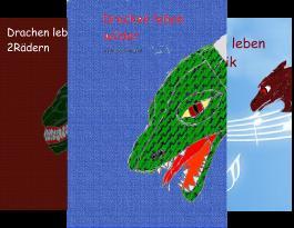 Drachenwandler Kurzgeschichten (Reihe in 3 Bänden)