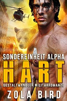 Sondereinheit Alpha: HART: Gestaltwandler Militärromanze (Bärenwandler Military Romance Deutsch 1)