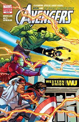 Avengers Ft. Hulk & Nova (2016) #2 (of 4)