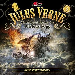 Krieg in den Wolken (Die neuen Abenteuer des Phileas Fogg 3)