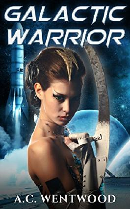 SciFi ROMANCE: ALIEN ROMANCE: Galactic Warrior (Alien Invasion Pregnancy Romance) (Alpha Male Fantasy Romance Short Stories)